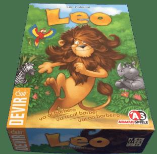 Leo va al Barbero - Devir