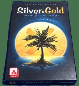 Silver & Gold - Caja