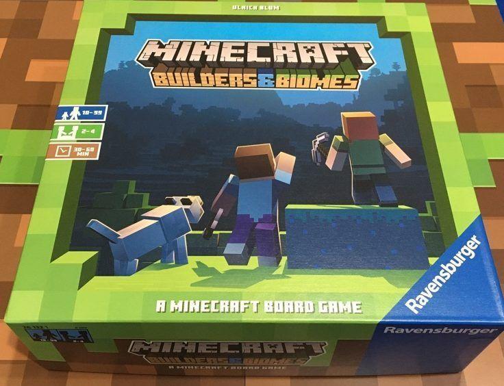 Minecraft - Caja