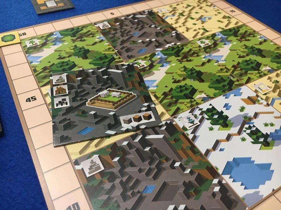Minecraft asignación de puntos