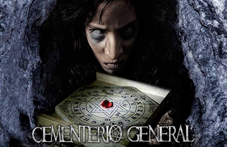 Resultado de imagen para cementerio general netflix