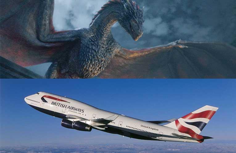 Temporada 7 de Juegos de Tronos promete dragones en tamaño colosal
