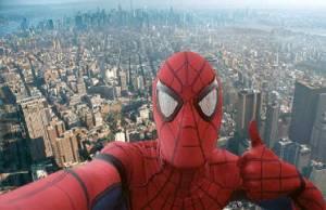 traje spiderman