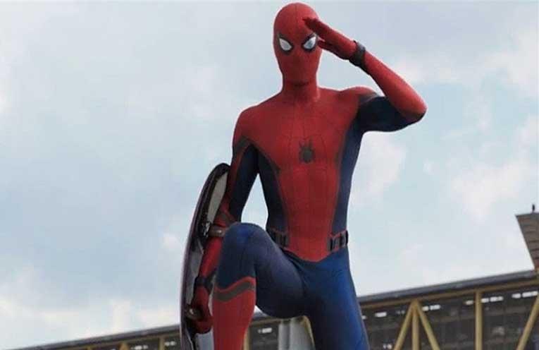 Spider-Man: Homecoming logra el primer lugar de la taquilla estadounidense