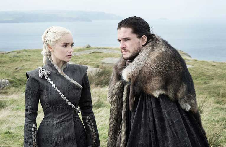 Kit Harington lidia con el inminente final de Game of Thrones