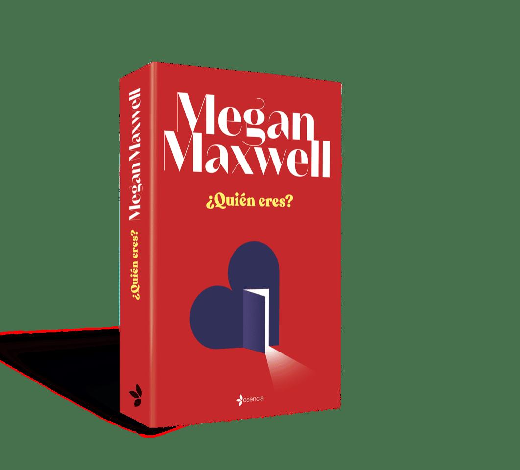 MEGAN MAXWELL publica nueva novela