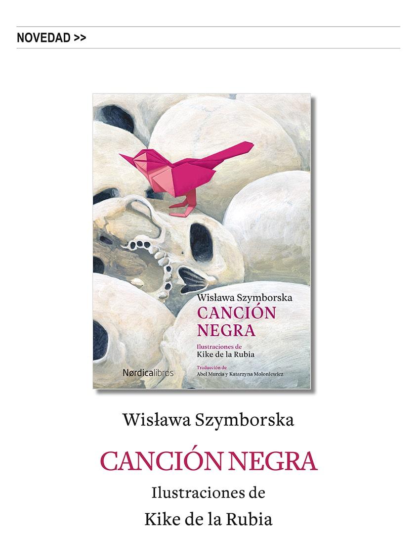 «Canción negra», el poemario inédito de Wisława Szymborska