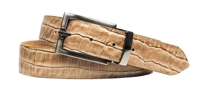 Cinturón reptil, Rochas. $1.150.