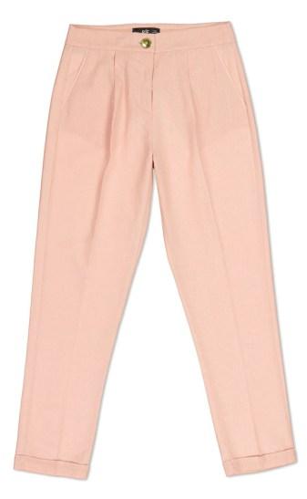 Pantalón de lino, Ríe. $1.190.