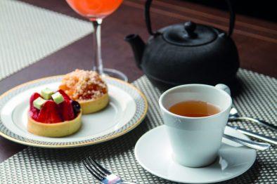 En La Pâtisserie de The Brick se disfruta el té al estilo de Beatriz Chomnalez.