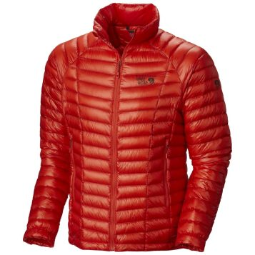Campera de Pluma Ghost Whisperer de Mountain Hardwear.