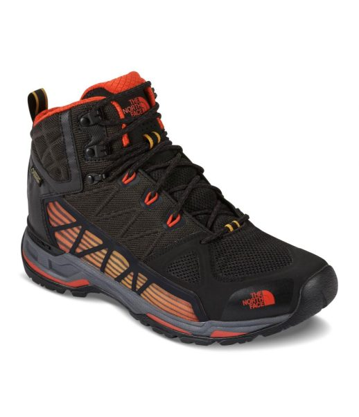 Hikers GTX Mid de THe North Face.