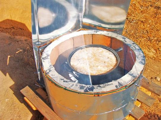 a simpler life el pocito solar water heater oven 12