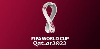 qatar 2022, logotipo