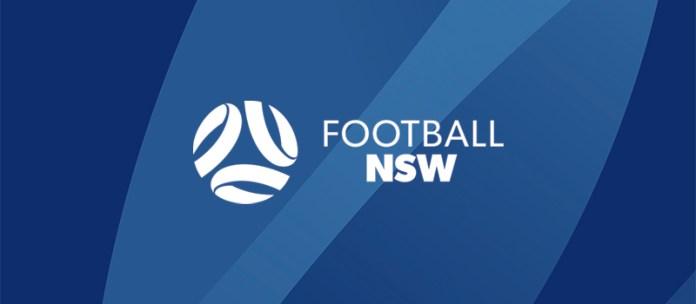 Football nsw presenta su logotipo y marca por Hulsbosch Design