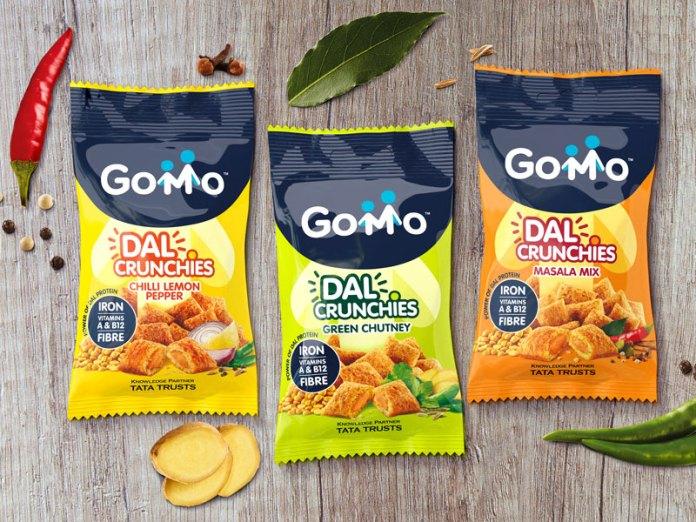 Mars presenta su snack gomo en la India por Straight Forward Design