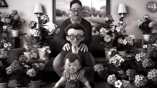 lego 3 generaciones animacion