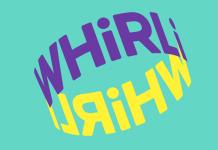Agencia Ragged Edge, identidad de Whirli, intercambio de juguetes.