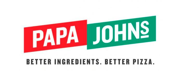 Pizza Papa Johns.