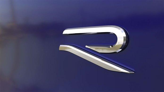 volkswagen r renueva el logotipo de su línea de modelos r