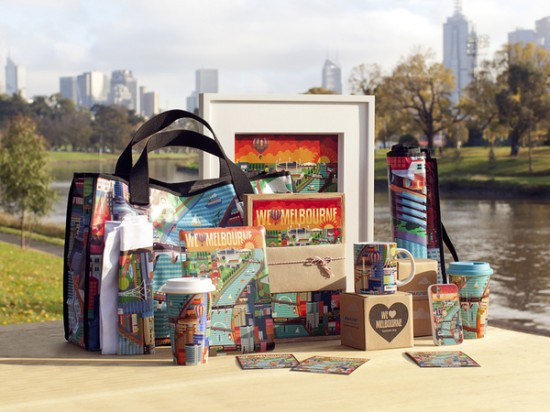 We Love Melbourne artículos