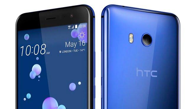 HTC U11, el móvil que se estruja
