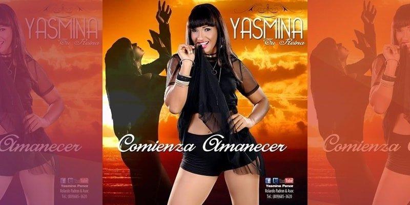 Bachata 2018: Yasmina Ponce – Comienza A Amanecer