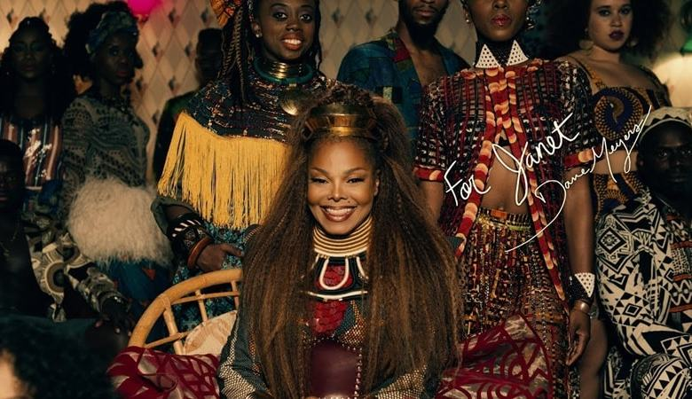 ESTRENO: Janet Jackson x Daddy Yankee – Made For Now (Official Video)