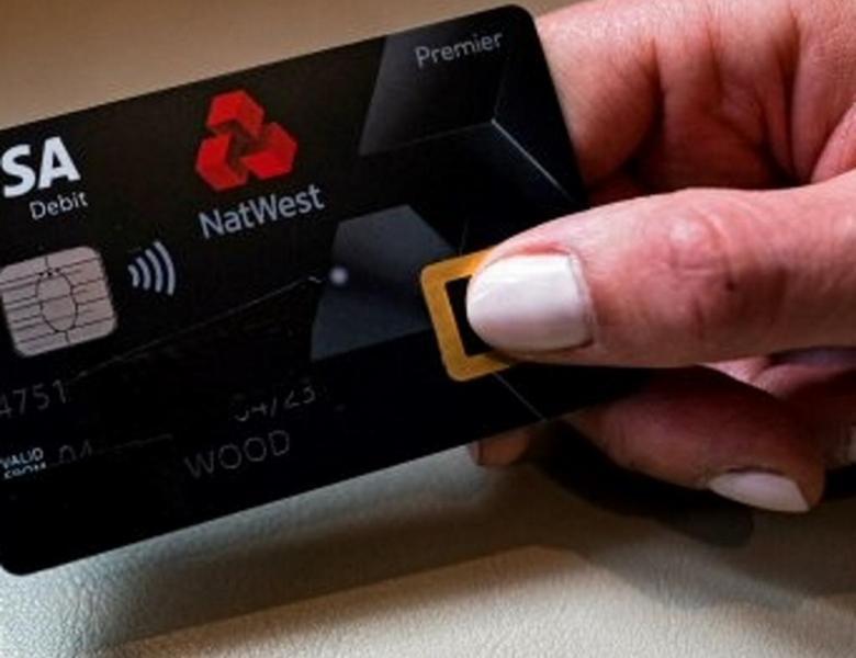 La huella dactilar, nuevo pin de tarjetas de débito pioneras en Reino Unido