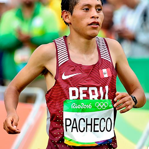 Cristhian Pacheco Tokio 2020