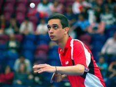 Rodrigo Hidalgo Tenis Mesa Peru