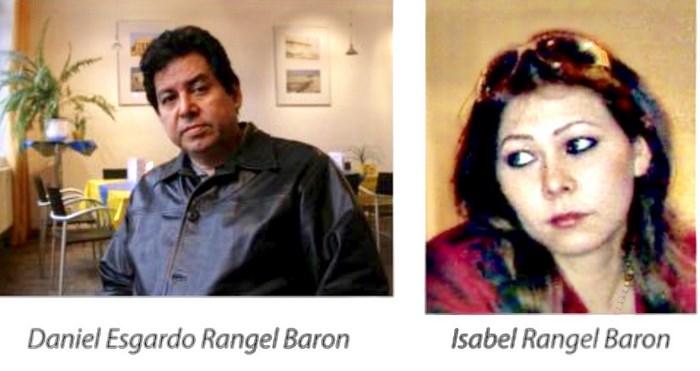 Resultado de imagen para FOTOS DE Isabel Rangel Baron y Daniel Rangel