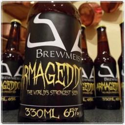 Armageddon - La Cerveza más fuerte del mundo