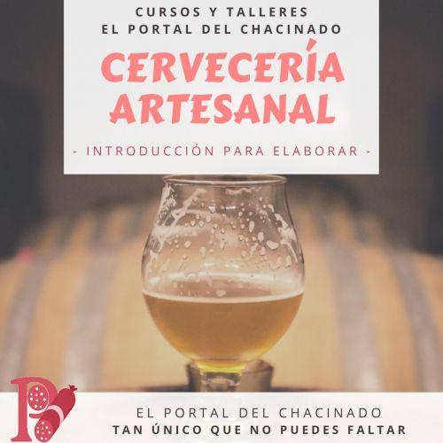Capacitación de Cervecería Artesanal