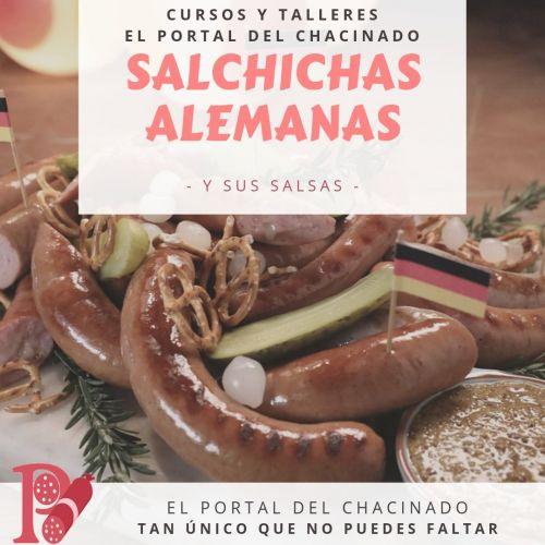 Taller de Salchichas Alemanas y sus Salsas