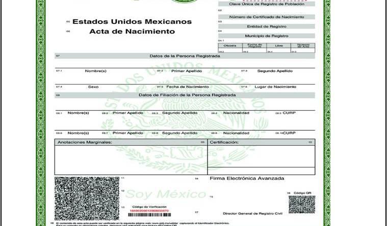 Registro Civil Apoya A Personas Que Carecen De Acta De