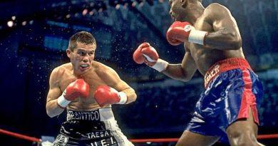 Muere atropellado el exboxeador Pernell Whitaker