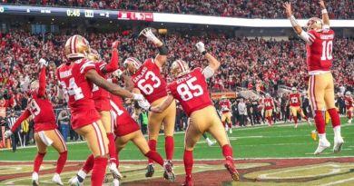 Los San Francisco 49ers regresan al Super Bowl