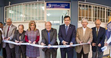 UASLP inaugura Laboratorio de Simulación Clínica Dental de vanguardia