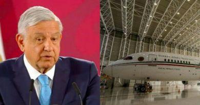 """""""Érase una vez…"""" AMLO dice cómo contar la historia del avión presidencial"""