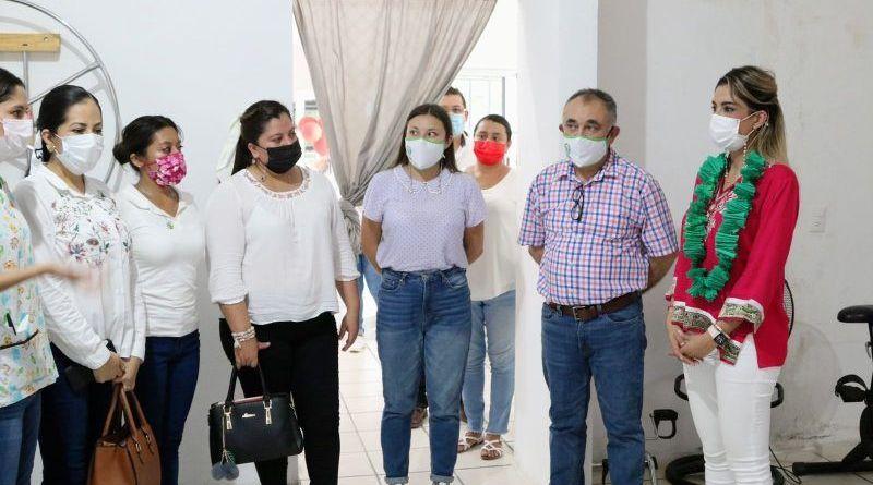 DIF ESTATAL CREARÁ ESCUELA DE ATENCIÓN ESPECIAL EN LA HUASTECA