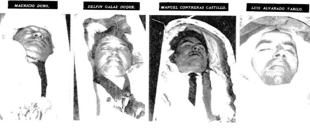 Matanza en la Mina de El Salvador, la primera de las tres masacres con que Frei Montalva comenzó a escribir la historia de la Democracia Cristiana