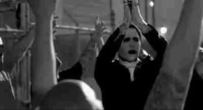 Un cuento de Marilyn Manson: «Todo en familia»