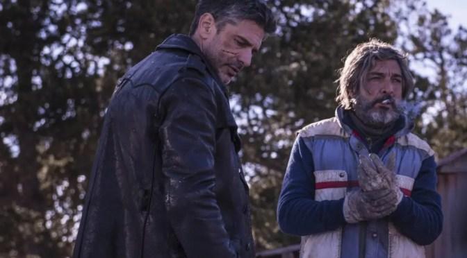 """Cine argentino, """"Nieve negra"""": secretos sepultados bajo capas pesadas"""