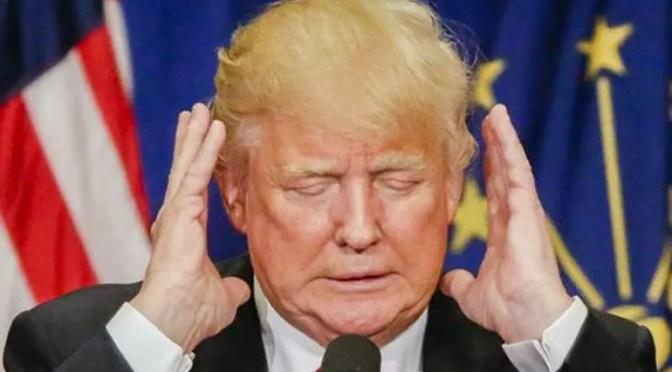 El Washington Post y el New York Times urgen a suspender los llamados de impugnación contra Trump