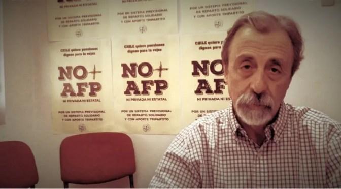 """Luis Mesina: """"Es muy legítimo que los movimientos sociales disputen el escenario político"""""""