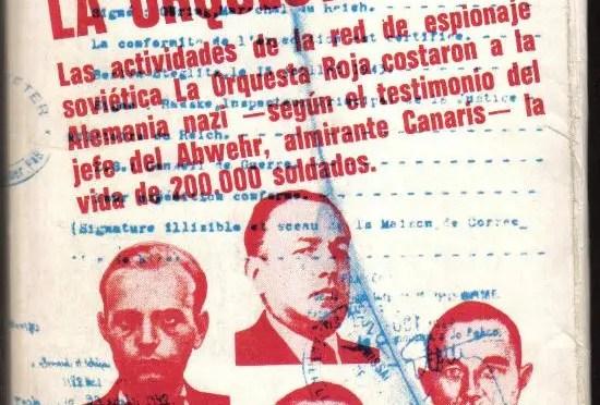 La Orquesta Roja: En la tumba de Leopold Trepper