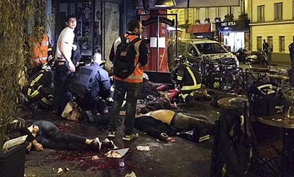 Mientras Occidente fabrique terroristas, habrá atentados