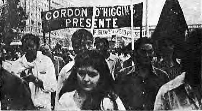 Carta de los Cordones Industriales a Salvador Allende