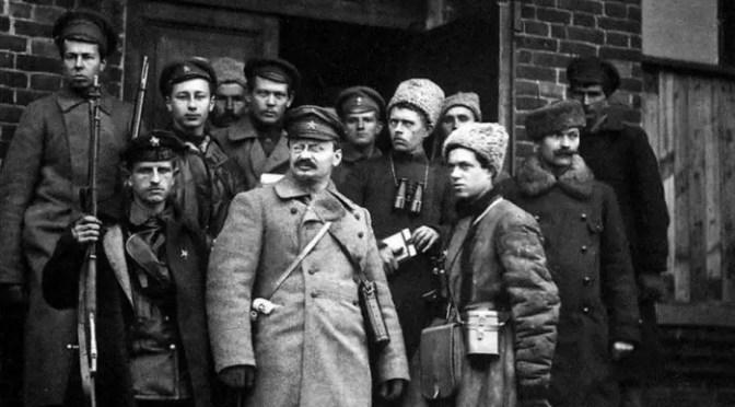 León Trotsky: el derecho de las naciones a la autodeterminación